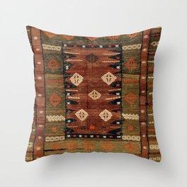 Belouch  Antique Khorassan Northeast Persian Rug Deko-Kissen
