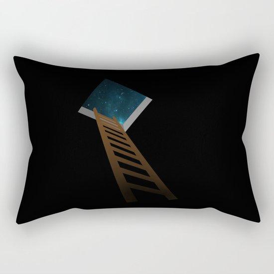Escape to heaven Rectangular Pillow