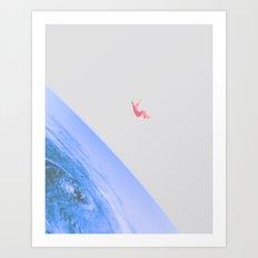 D'ailleurs Art Print