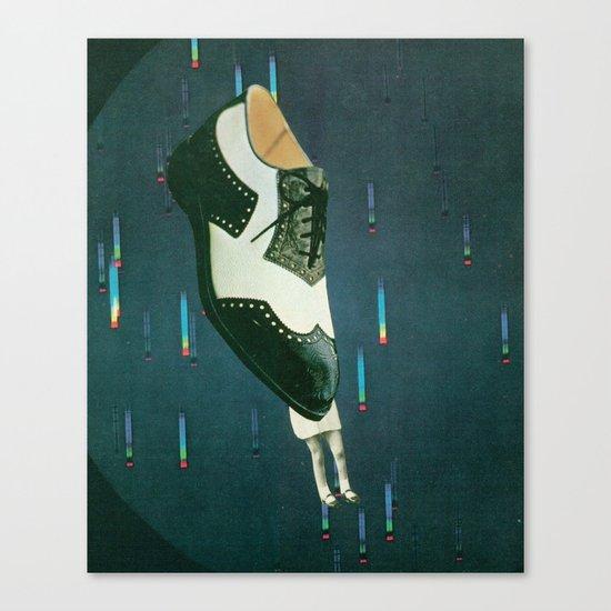 goofbutton collaboration #1b Canvas Print