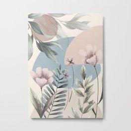 Elegant Shapes 18 Metal Print