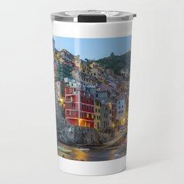 Riomaggiore of Cinque Terre Travel Mug