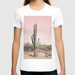 Blush Sky Cactus T-shirt