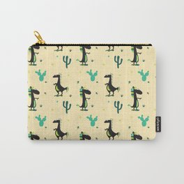 Cute Desert Dinosaurs Carry-All Pouch
