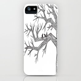Three little Birds iPhone Case