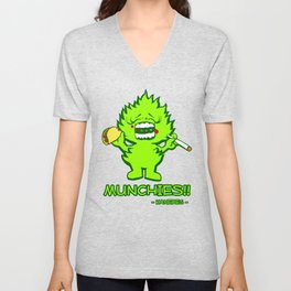 Munchies Unisex V-Neck