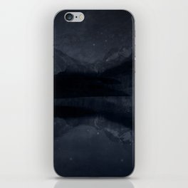 Night Valley iPhone Skin