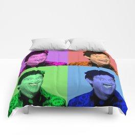 David S. Pumpkins - Any Questions? - Pop Art Comforters