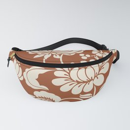 Exotic flowers Fanny Pack