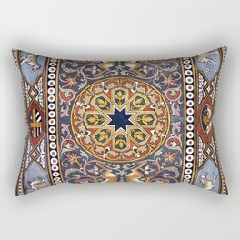 ART NOUVEAU - Giardini - Sicily Rectangular Pillow