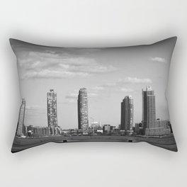 NYC Buildings Rectangular Pillow