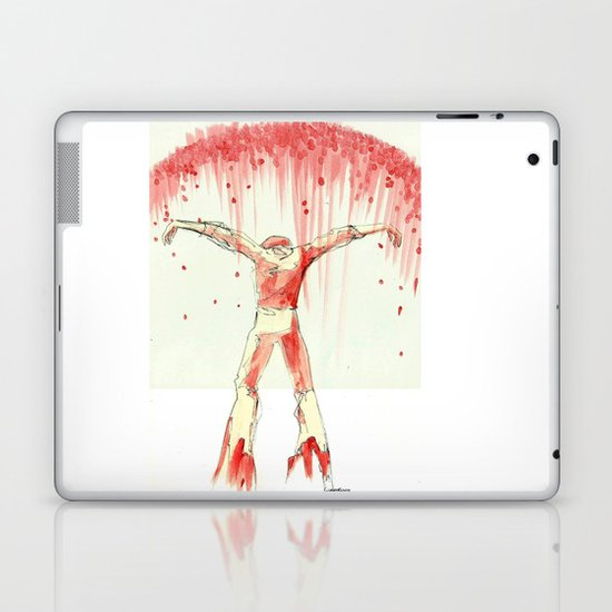 from the water Laptop & iPad Skin