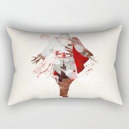 Assassins Creed: Ezio Auditore da Firenze Rectangular Pillow