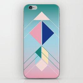 Tangram Arrow For iPhone Skin