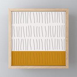 Coit Pattern 12 Framed Mini Art Print