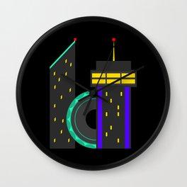 ICT Wichita, KS Wall Clock