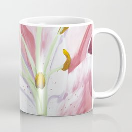 Pink Lily for Mom Coffee Mug