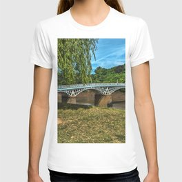 A Riverside Seat At Chepstow T-shirt