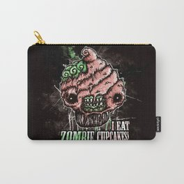 I Eat Zombie Cupcakes! Carry-All Pouch