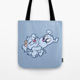 Luna & Lolli Blue - Hugging Tote Bag