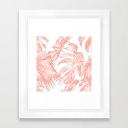 Vacay Framed Art Print