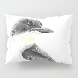 Long Live the King (Eastern Kingbird) Pillow Sham