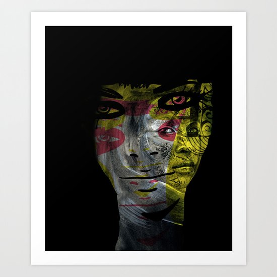 March 8  Art Print