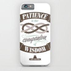 Patience iPhone 6s Slim Case