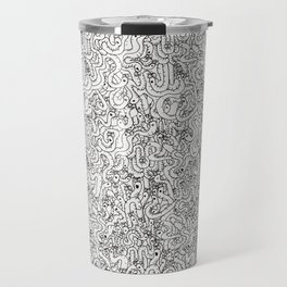 Oodles of Worms Travel Mug