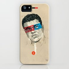Superheroes SF Slim Case iPhone (5, 5s)