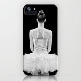 ballarina iPhone Case