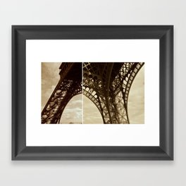 Paris. Framed Art Print