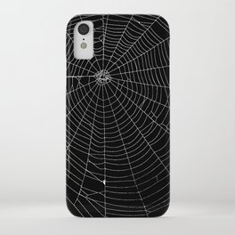 Spiders Web iPhone Case