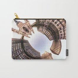 Holey planet with Basilica Carry-All Pouch