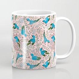 Birds in Spring Coffee Mug