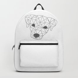 Geometric Midnight Backpack
