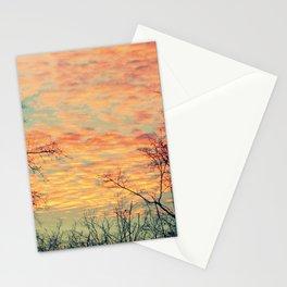 Serene Sunset Stationery Cards