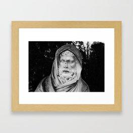 El Parc del Laberint Framed Art Print