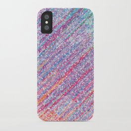 Gentle Rainbow iPhone Case
