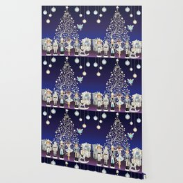 Christmas time - Nutckracker Story on Christmas eve Wallpaper
