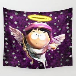 Angelic Wendy Wall Tapestry