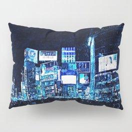 Tokyo Nights Pillow Sham