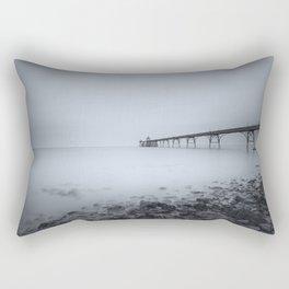 1046248 Clevedon Pier Rectangular Pillow
