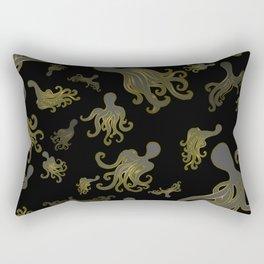 Baby Octopi Rectangular Pillow