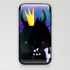 Midnight Monsters iPhone & iPod Skin