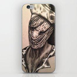 Silent Hill Nurse  iPhone Skin