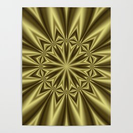 Gold Nugget Poster