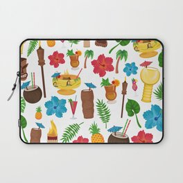 Totally Tiki Laptop Sleeve