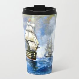 "Brig ""Mercury"" Travel Mug"
