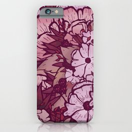 Berries at Dusk iPhone Case